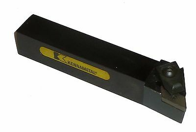 "New Kennametal Nell-163D 1"" Square Shank Top Notch Profiling Tool Holder"