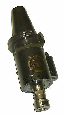 "3/4"" Capacity Tapmatic Ncr-2A Self Reversing Tapping Head W/ Cat 50"