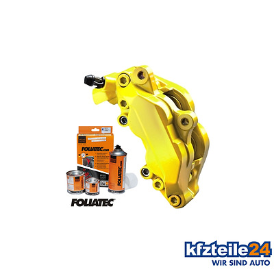 Bremssattellack-Set speed Yellow | Foliatec (2161)