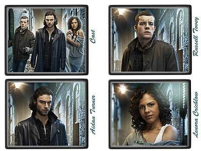 Being Human mit Aidan Turner/ Russell Tovey/ Lenora Crichlow -  Mauspads Auswahl