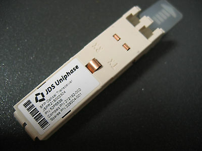 JDS Uniphase SFP Optical Transceiver JSPR21S002304 52P6539 212192-002 229204-001