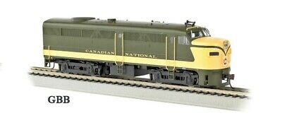 HO Scale CANADIAN NATIONAL FA2 Diesel Locomotive DCC Ready Bachmann New 64601