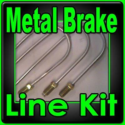 Brake line kit Chevy GMC trucks 1992 1994 1993 1995. -replace rusted lines!!!!!