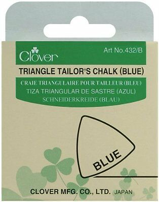 Clover Triangle Tailors Chalk Blue