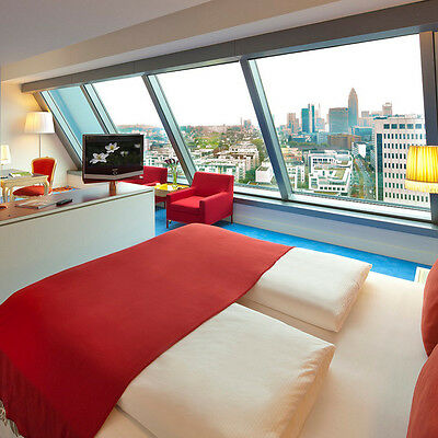 Frankfurt 4* Superior Hotel Radisson Junior Suite 1 Night Breakfast for 2 People