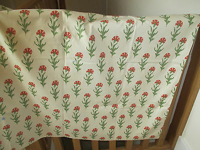 Vintage Laura Ashley fabric -Dandelion
