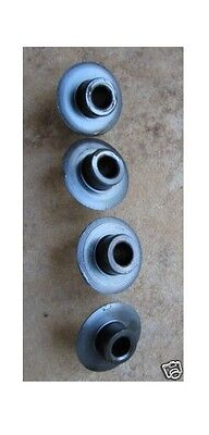 """4 cutter wheels fit for Ridgid 360 pipe cutter 0 - 2"""" Replace 44185, 33100"""