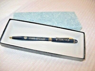 GIFT Pen in BOX Rotary Club GUEST SPEAKER THANK YOU ~28C7