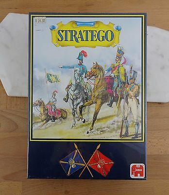 Vintage Stratego Strategy Board Game - New & Sealed by Jumbo 1983