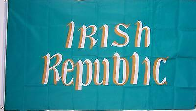 NEW 3ftx5 IRISH REPUBLIC IRELAND PRIDE ERIE FLAG