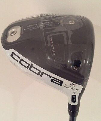COBRA KING F6 Driver 9-12 Grad Regular-Flex Nagelneu. -50%