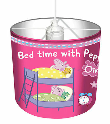 Peppa Pig Lamp and Ceiling Shade