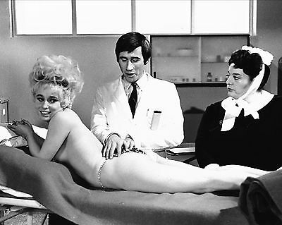 """Barbara Windsor Carry On Films 10"""" x 8"""" Photograph no 49"""
