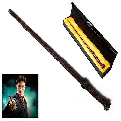 Neu Harry Potter  Magical Wand Zauberstab in Box COS Elderstab DE
