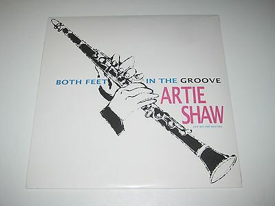 Lp/artie Shaw/both Feet In The Groove/re/dox857/sealed Neu New