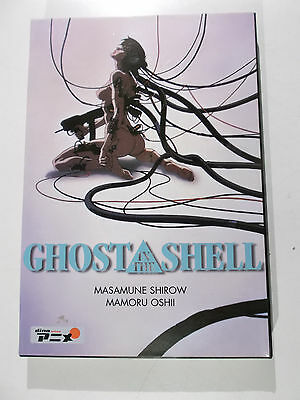 Masume Shirow Ghost in the Shell ( Dino Verlag Taschenbuch)