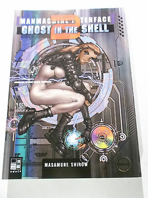 Masume Shirow Ghost in the Shell 2 Manmachine Interface ( Egmont Softcover )