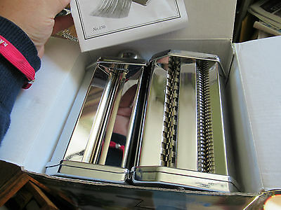 Pro cook professional Pasta Maker Machine (150) Heavy Duty Steel, Unused.