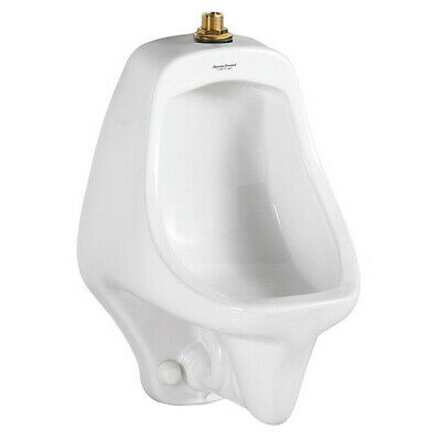 AMERICAN STANDARD 6550001.020 Siphon Jet Urinal, gpf. 0.5 to 1.0, Wall Mount