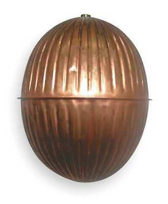 Float Ball,Round,Copper,4 In DAYTON 4KU66