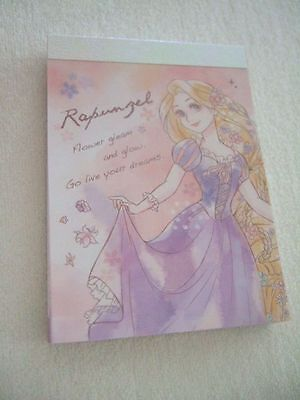 Disney the tangled Rapunzel mini memo pad 90 sheets