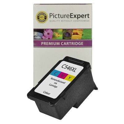 Text Quality Canon XL Colour Ink Cartridge for Pixma MG2950 MX495