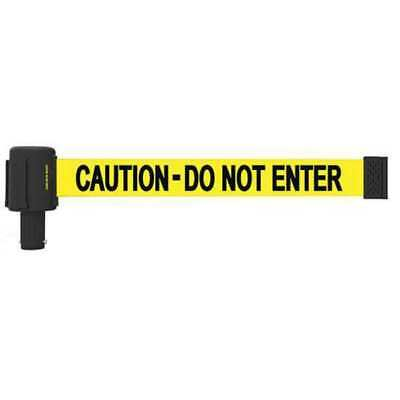 BANNER STAKES PL4075 PLUS Barrier System Hd, Do Not Enter, PK5