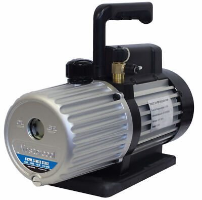 Mastercool 90066-B Air Conditioning 6 CFM Vacuum Pump