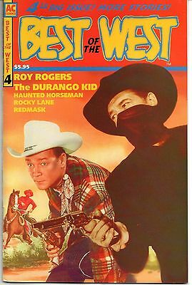Best of the West No. 4 1999 8.0 VF AC Comics  Roy Rogers