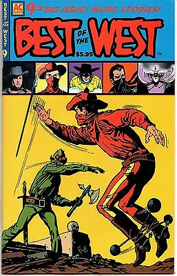 Best of the West No. 9 2000 8.0 VF AC Comics  Redmask