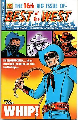 Best of the West No. 16 2000 8.0 VF AC Comics  The Whip