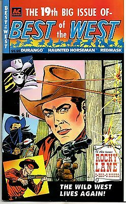 Best of the West No. 19 2001 8.0 VF AC Comics  Rocky Lane
