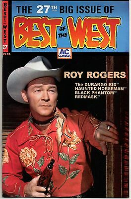 Best of the West No. 27 2002 8.0 VF AC Comics  Roy Rogers