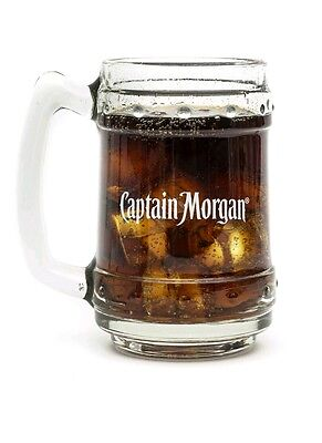 50%off fathers day sale Captain Morgans Spiced Rum Glass Tankard New was 9.99