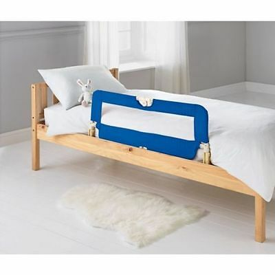 Babystart Bedrail Bed Rail - Blue (A)