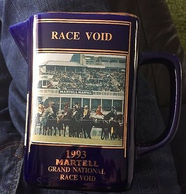 GRAND NATIONAL WATER JUG - VOID RACE 1993 Free P&P To Uk Perfect Condition