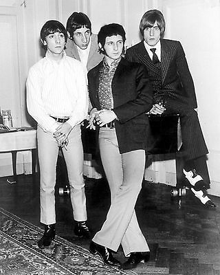 "The Who 10"" x 8"" Photograph no 65"