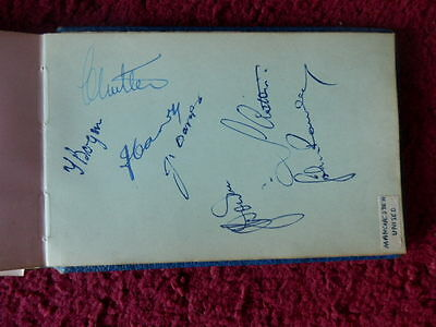 Manchester United Football  Autographs