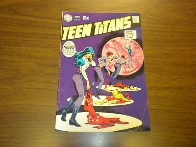 TEEN TITANS #26 DC Comics 1970