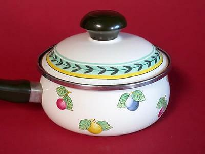 Villeroy & Boch French Garden 1 qt Sauce Pot Made in Germany