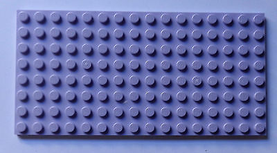 LEGO, Plate 8x16,Lavender, Part 6771 ,new