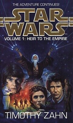 Heir to the empire by Timothy Zahn (Paperback)