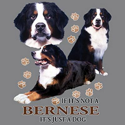 If Not a Bernese Mountain Dog its Just a Dog  Tote