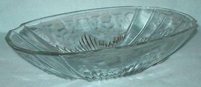Fostoria Shirley Flame Oval Bowl