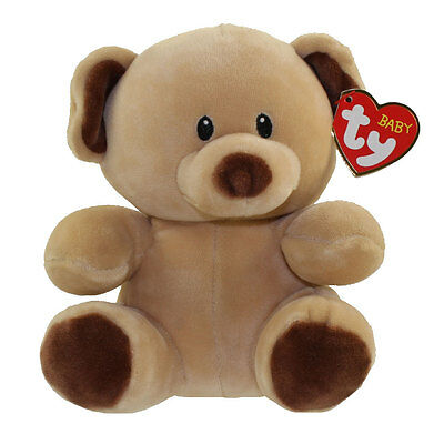 Baby TY - BUNDLES the Brown Bear (Regular Size - 7 inch) - MWMTs BabyTy Stuffed