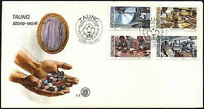 Bophuthatswana 1978 Semi-Precious Stones FDC First Day Cover #C41516