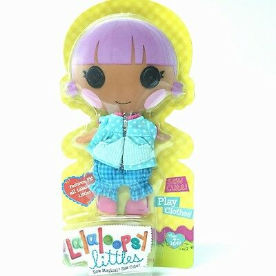 Lalaloopsy Littles Fashion Pack - Play Clothes Fit all size Lalaloopsy Dolls