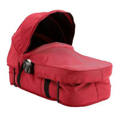 Baby Jogger Carrycot Kit for City Select (Red) suitable for newborns