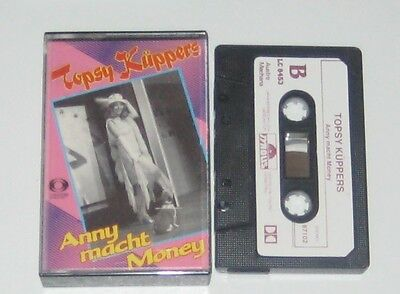 MC/Tyrolis 87102/TOPSY KÜPPERS/ANNY MACHT MONEY