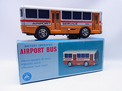LOT 1281 | Sehr seltener ALPS Japan Airport Bus in OVP / with BOX